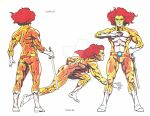ThunderCats Lion-O by Curious4ever