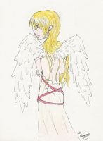 Wings of an Angel by Horu-chan