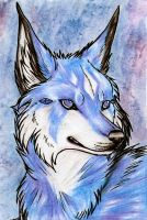 ACEO Exchange April by IsolatedHowl