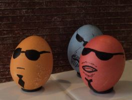 Reservoir Eggs by MichellePrebich