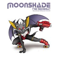 Moonshade the Hedgebat by Yastach