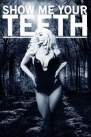 Lady GaGa-Teeth by cezuh0425