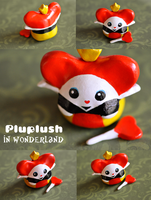 Pluplush red queen by Superpluplush
