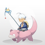 BRR, Gym Leader Tsze by milkkun