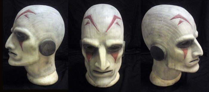 Star Wars Rebels Inquisitor by WulWhite