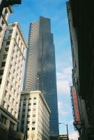 Columbia Tower in Seattle by xerro
