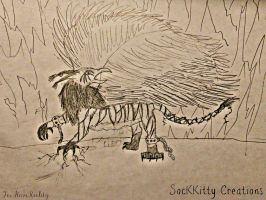 Griffen Art Request HazeReality by forgivenfate