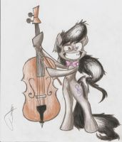 Hello, Ms. Octavia. How Are You Today? by Smoking-mist