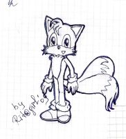 tails by ritagirl