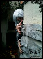 Hide and Seek - Undertaker Cosplay by Artemisia-Amore