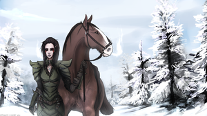 Skyrim by Darkside-Cookie