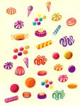 Candy Page by hyronomous