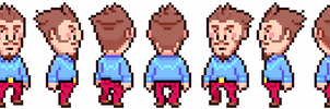 Duster Mother 4 Style by WarpstarX
