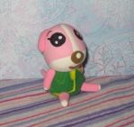 Animal Crossing Clay Cookie by MadameWario