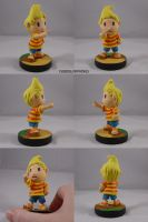 Lucas Amiibo by ChibiSilverWings