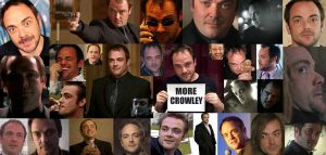 Mark Sheppard Crowley by pisceslilly198524