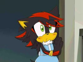 Daddy? -Sonic X What If? Fake Screenshot/Shadsky- by PikaPlatinum