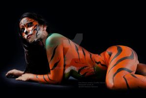 Body-Tigre by motucardis