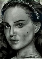 Padme Sketch by RandySiplon