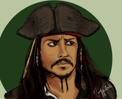 Jack Sparrow copy by My-Safe-Haven