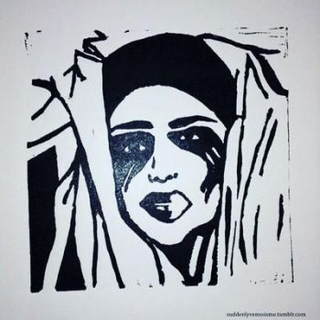 ARTPOP lithography by suddenlyvenusisme