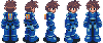 Trigger in sprite form by Satoh