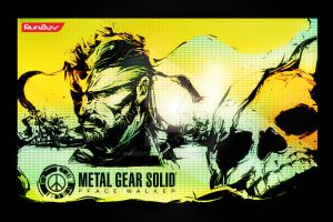 Metal Gear Solid: PEACE WALKER by NurBoyXVI