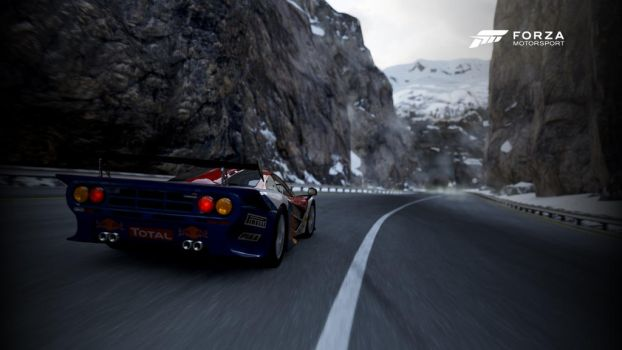 Forza Motorsport 6 - Tunnel Vision by nick98