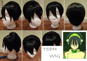 Toph Wig 2 from Avatar by taiyowigs