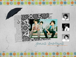 Jonas Brothers by PureXDisaster