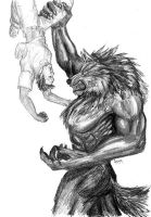 Hungry Hungry Werewolves. by rwolf