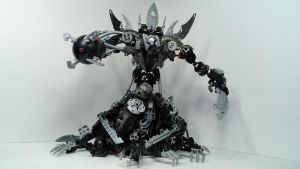 Bionicle Moc: The Forgotten by DrScorpion