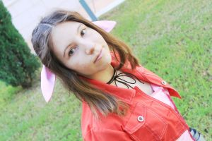 Aerith - Face to light. by Geemiitah