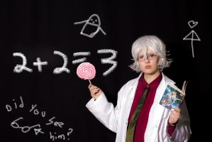 Gintama- 2+2 =3 by visuvampy
