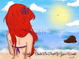 Ariel of the sea by Nanaxxis-inxxthe-Uk