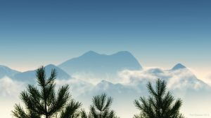 Away into the distance by ralfmaeder