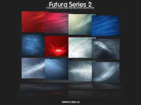 Futura Series 2 by PaulEnsane