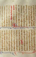 13th Century Manuscript 01 by barefootliam-stock