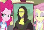 Mona Lisa by IronManMg