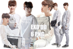 EXO DO PNG Pack {MCM x BIONIC} by kamjong-kai