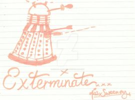 exterminate by xxX-Co-Jack-Xxx
