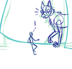 Rough Chase animatic by The-Clockwork-Crow