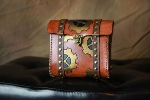 Runic Gears Bag by AverusX