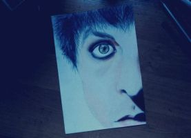 Billie Joe Armstrong by tomofrommars
