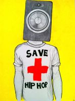 Save Hip-Hop by thearne76