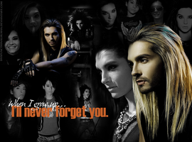 When I grow up, I'll never forget you - WALLPAPER by DysfunctionalHuman