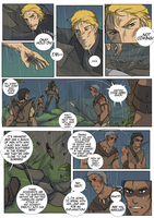 Gimkhana - Ch.10 - 001 by WildEllie