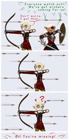 DAI: Archery for Dummies by LiliumSnow