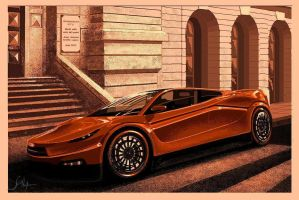 The Savage Rival Roadyacht GTS by tonio48