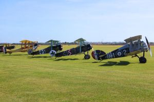 Biplanes and Triplanes by Daniel-Wales-Images